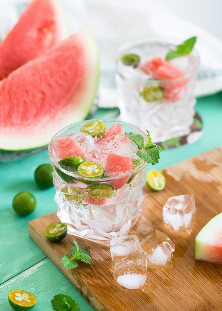 Summertime Teas to Cool You Down